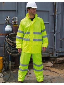Result Safe-Guard Wodoodporne ubranie High Viz